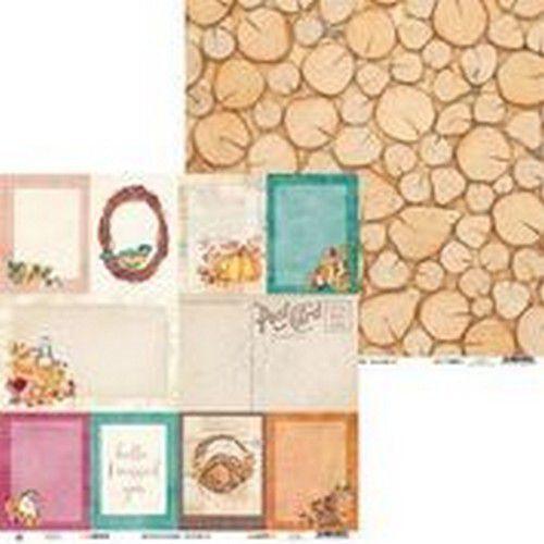 Piatek13 - Paper The Four Seasons - Autumn 05 P13-AUT-05 12x12(08-20)