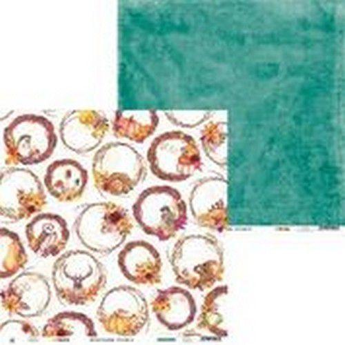 Piatek13 - Paper The Four Seasons - Autumn 06 P13-AUT-06 12x12(08-20)