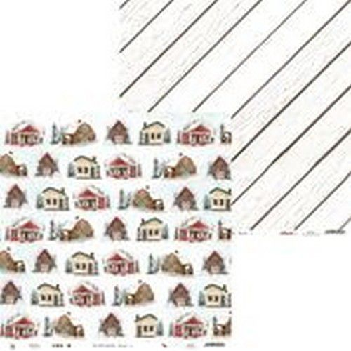 Piatek13 - Paper The Four Seasons - Winter 01 P13-WIN-01 12x12(08-20)