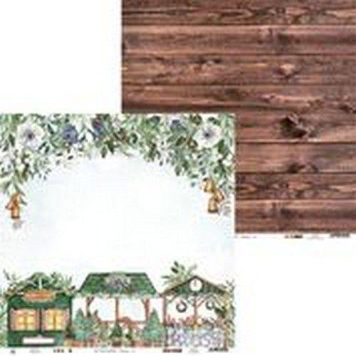 Piatek13 - Paper The Four Seasons - Winter 02 P13-WIN-02 12x12(08-20)