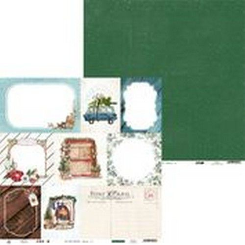 Piatek13 - Paper The Four Seasons - Winter 05 P13-WIN-05 12x12(08-20)