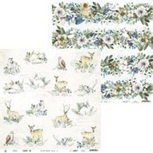 Piatek13 - Paper The Four Seasons - Winter 06 P13-WIN-06 12x12(08-20)