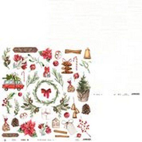 Piatek13 - Paper The Four Seasons - Winter 07 P13-WIN-07 12x12(08-20)