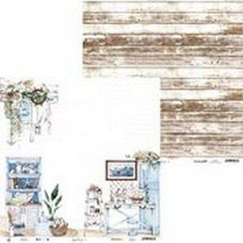 Piatek13 - Paper Beyond the Sea 03 P13-SEA-03 12x12(08-20)