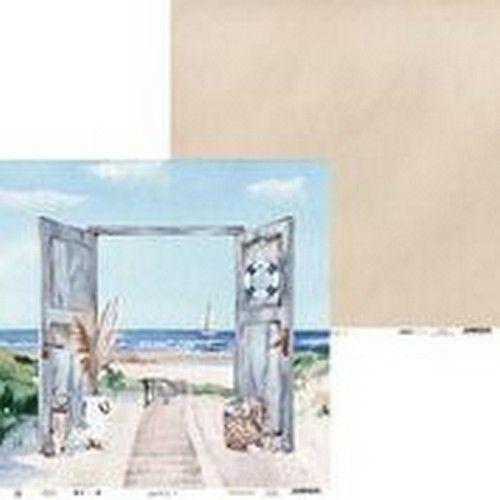 Piatek13 - Paper Beyond the Sea 06 P13-SEA-06 12x12(08-20)