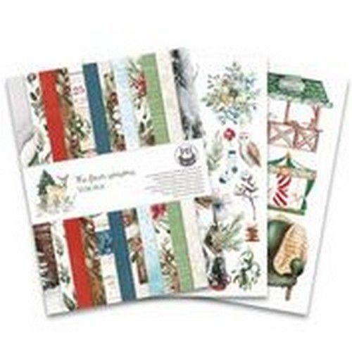 Piatek13 - Paper pad The Four Seasons - Winter, 6x8 P13-WIN-10 (08-20)