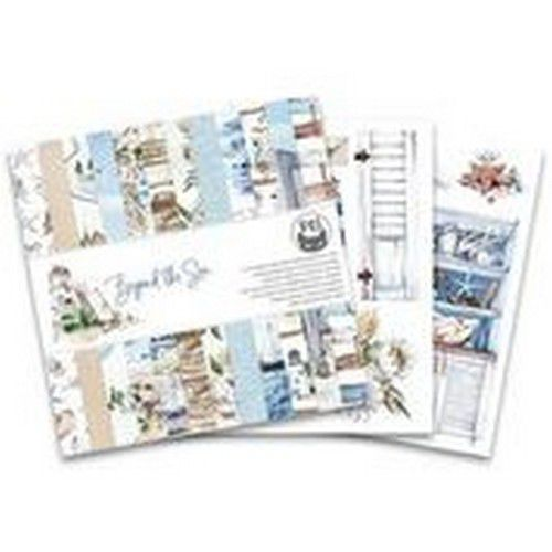 Piatek13 - Paper pad Beyond the Sea, 6x6 P13-SEA-09 (08-20)