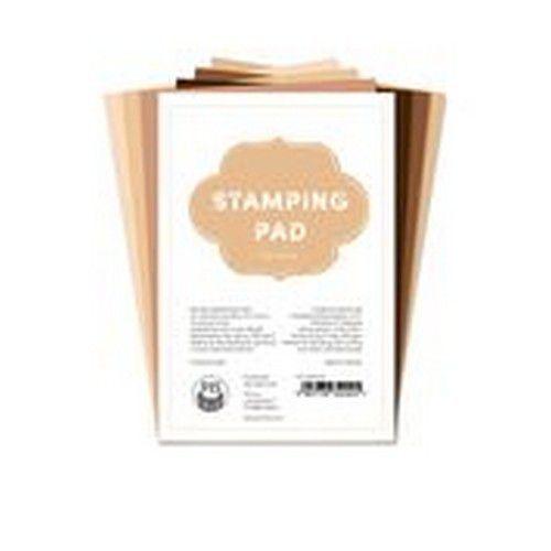 Piatek13 - Stamping Pad Skin Tones, 6x4 P13-MIS-05 (08-20)