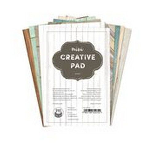 Piatek13 - mini Creative Pad Wood, 6x4 P13-MIS-07 (08-20)