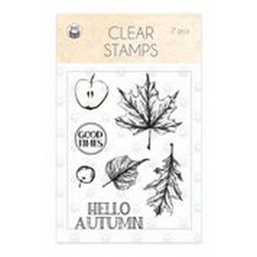 Piatek13 - Clear stamp set The Four Seasons - Autumn 01 P13-AUT-30 (08-20)