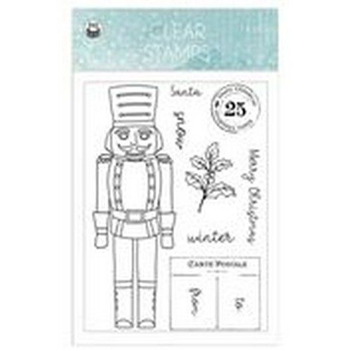 Piatek13 - Clear stamp set The Four Seasons - Winter 01 P13-WIN-30 (08-20)