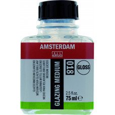 Amsterdam glaceermedium glanzend 75 ml