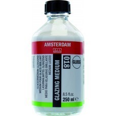 Amsterdam glaceermedium glanzend 250 ml