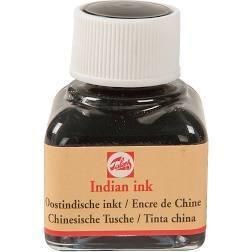 Oostindische Inkt Potje 30 ml