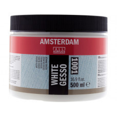 Amsterdam gesso wit 500 ml