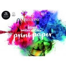 Ecoline Print Papier A4, FSCM 80