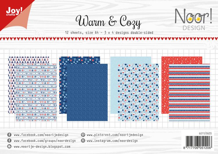 Papierset - Noor - Design - Warm&cozy