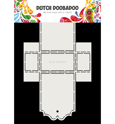 DDBD Dutch Box Art Label