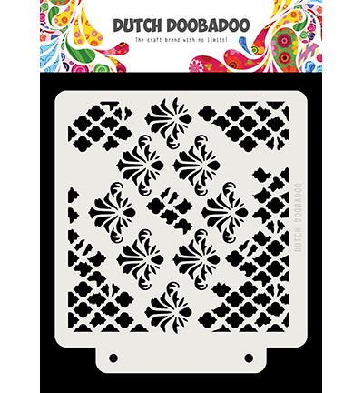 DDBD Dutch Mask Grunge barroque