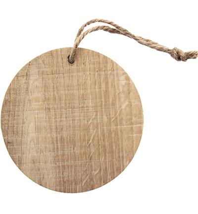 Wooden round hanger