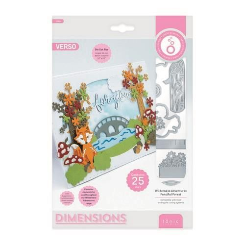 Tonic Studios Die -  Essentials Fanciful Forest 3292E (10-20)