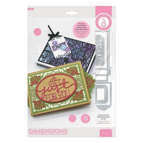 Tonic Studios Die - Dimensions Magic Double Sliding Box 3671E (10-20)