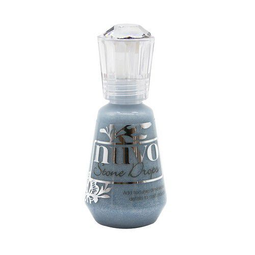 Nuvo Stone Drops - Morning Fog 1289N (10-20)