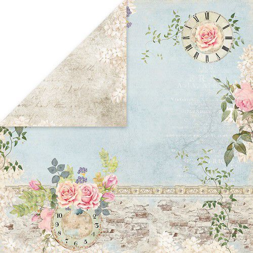 Craft&You Gone with the Wind Scrapbooking single paper 12x12 CP-GWW01 (09-20)