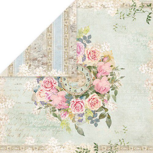 Craft&You Gone with the Wind Scrapbooking single paper 12x12 CP-GWW02 (09-20)