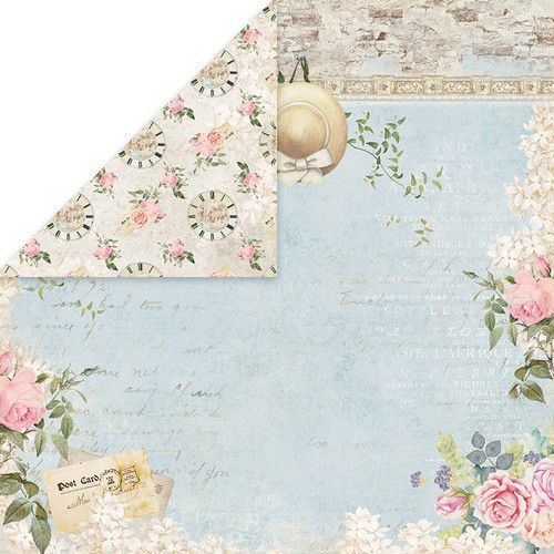 Craft&You Gone with the Wind Scrapbooking single paper 12x12 CP-GWW03 (09-20)
