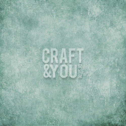 Craft&You Colors of Christmas Scrapbooking single paper 12x12 CPBASE-03 (09-20)