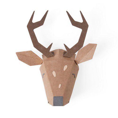 Sizzix Thinlits Die Set - 5PK Origami Reindeer 664454 Georgie Evans (10-20)