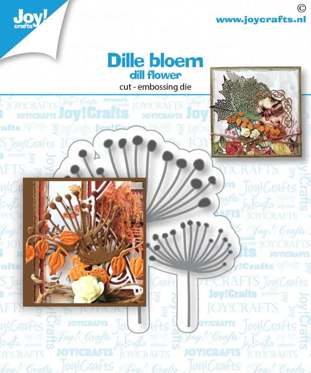 Stans-embosmal - Dille bloem