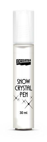 Pentart Snow Crystal pen 36913 30 ml (09-20)