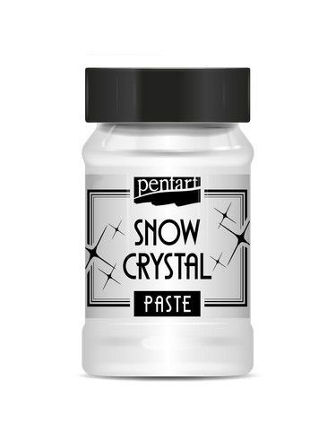 Pentart Snow Crystal pasta 35100 100 ml (09-20)