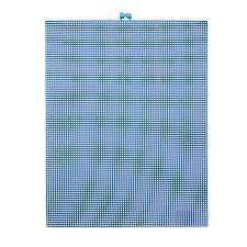 Darice  Plastic Stramien 26x34cm Donker Blauw Mesh:7