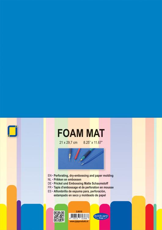 Foam mat A4