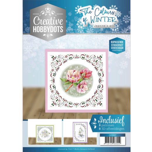 Creative Hobbydots 7 - Jeanine's Art - The colours of winter
