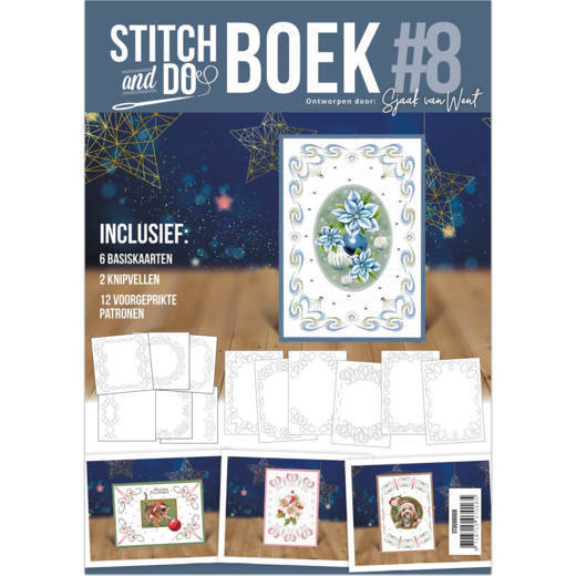 Stitch and Do Boek 8 - Sjaak van Went