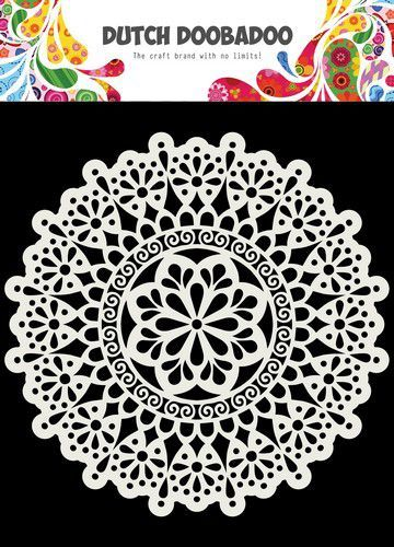 Dutch Doobadoo Mask Art 15x15cm mandala 470.715.625 (10-20)