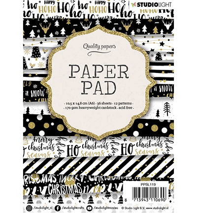 Paper Pad Bloknr.119