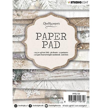 Paper Pad Bloknr.122