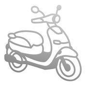 Scooter Mini Cutting Die (1pc)