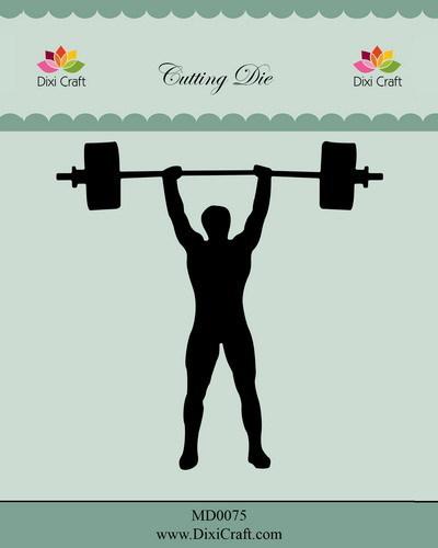 Dixi die weightlifting
