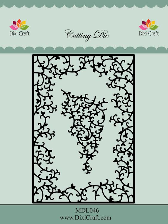 Dixi Craft Swirl Frame Dies (MDL046)