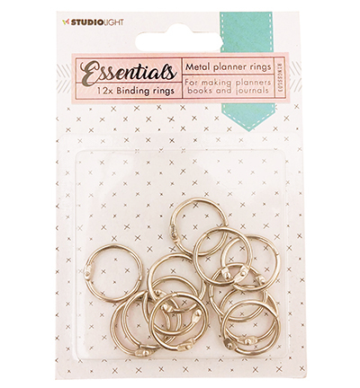 Studio Light - Binding rings - Essentials - nr.3