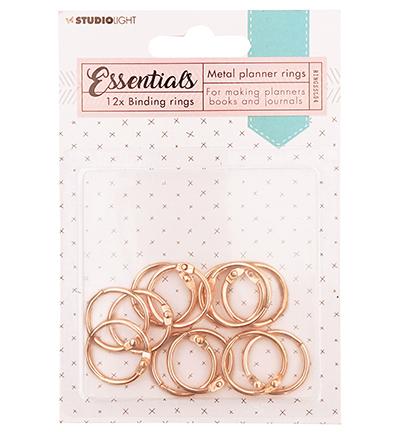 Studio Light - Binding rings - Essentials - nr.4