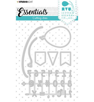 Studio Light - Cutting Die - Essentials - nr.358