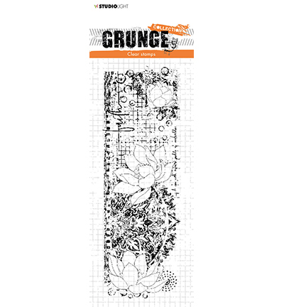 Studio Light - Clear Stamp - Grunge Collection - nr.497