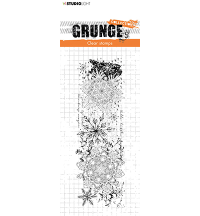 Studio Light - Clear Stamp - Grunge Collection - nr.501